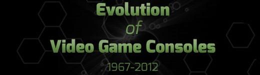 evolution video game consol 520x150 - L'évolution des contrôleurs de consoles de jeu [1967-2012]