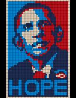 hope 155x200 - Concevez, affichez, admirez vos créations de Pixel Art en toute simplicité!!!