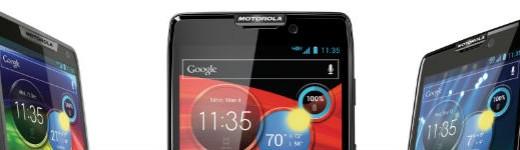 motorola razr 520x150 - Motorola RAZR HD LTE [Test]