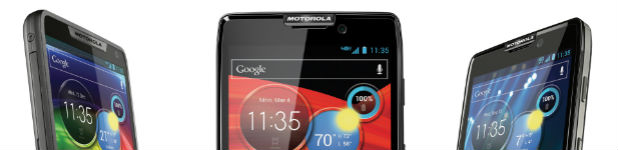 motorola razr - Motorola RAZR HD LTE [Test]