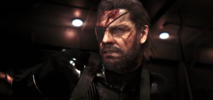 Metal Gear Solid V, la bande-annonce!