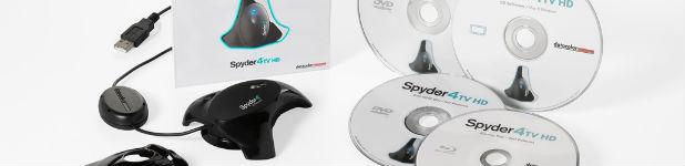 spyder4tv - Spyder4TV, un colorimètre pour télévisions [Test]
