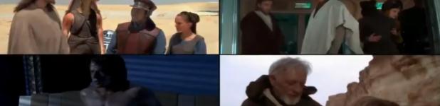 Écoutez les six Star Wars… en même temps!