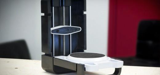 Photon 3D Scanner 520x245 - Le numériseur 3D de Photon, un projet d'ici!