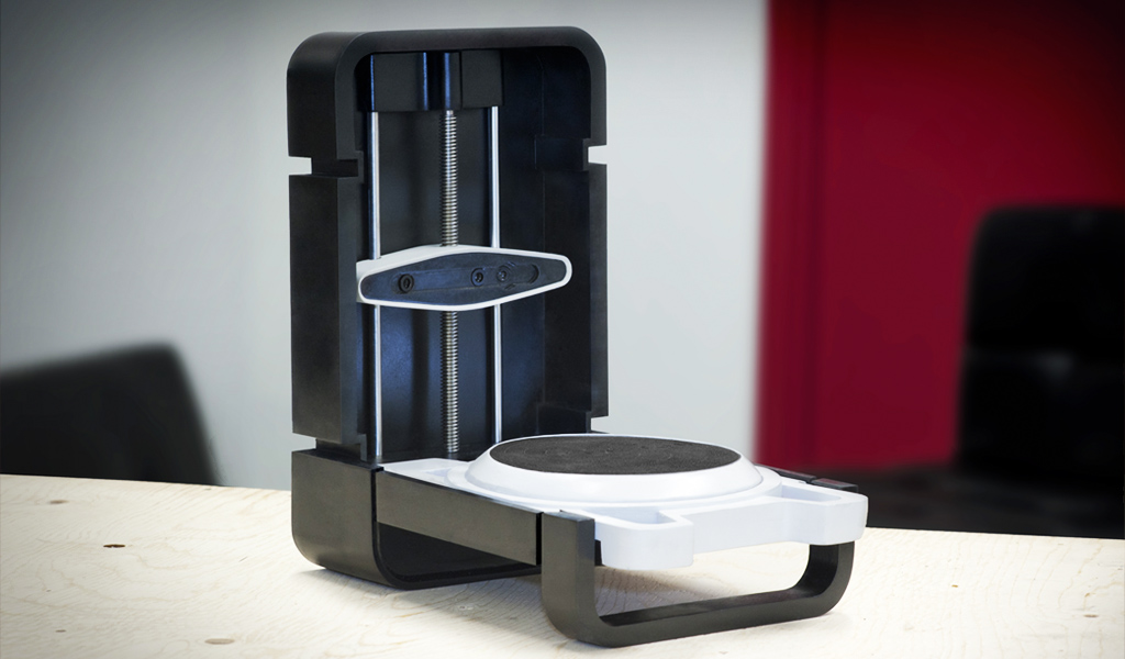 Photon 3D Scanner - Le numériseur 3D de Photon, un projet d'ici!