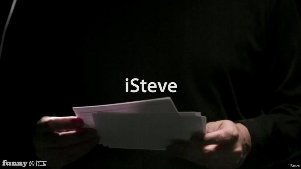 isteve play - iSteve, premier film (humoristique) sur Steve Jobs est disponible