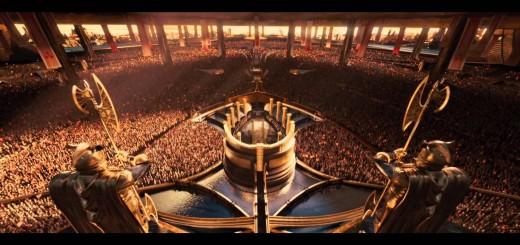 maxresdefault3 520x245 - Thor 2: The Dark World la bande-annonce