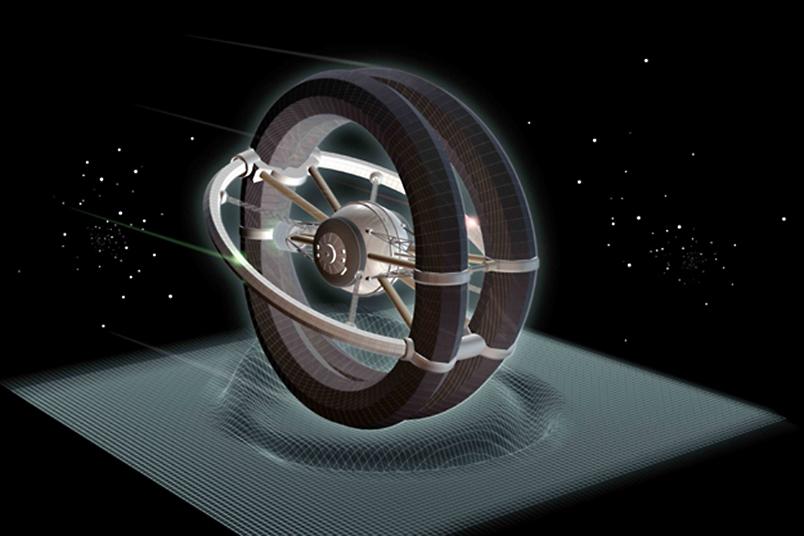 original - La NASA travaille sur le premier moteur à distortion