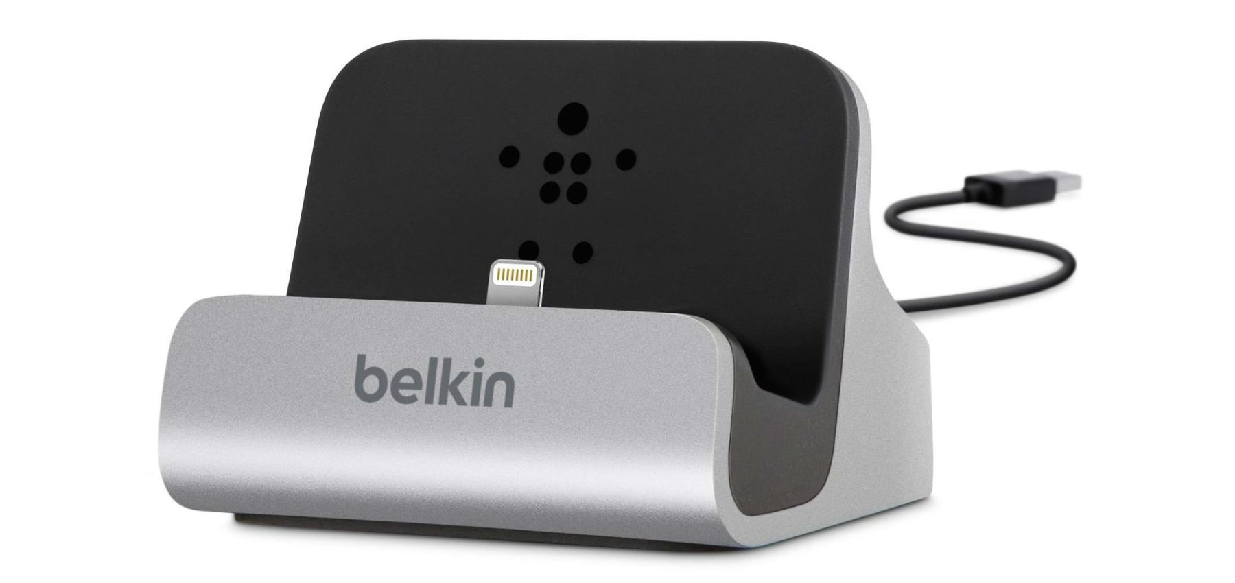 thumb - Dock Charge + Sync de Belkin pour iPhone 5 [Test]