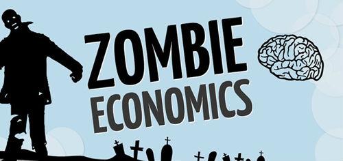 Les zombies, une vache à lait incroyable! [Infographique]