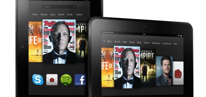 Les Kindle Fire HD et Fire HD 8.9″ disponibles au Canada!
