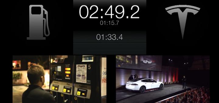 header image 1371822364 - Démonstration de la station de changement de pile de Tesla!