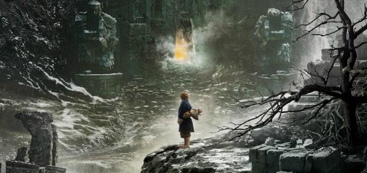 hobbit part 2 la desolation de smaug 2 - Le Hobbit La Désolation de Smaug, l'affiche officielle dévoilée!