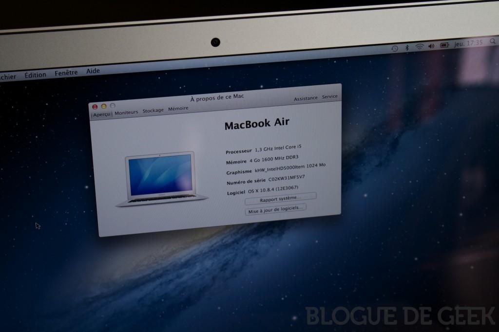 IMG 0253 imp 1024x682 - Test du MacBook Air (2013)