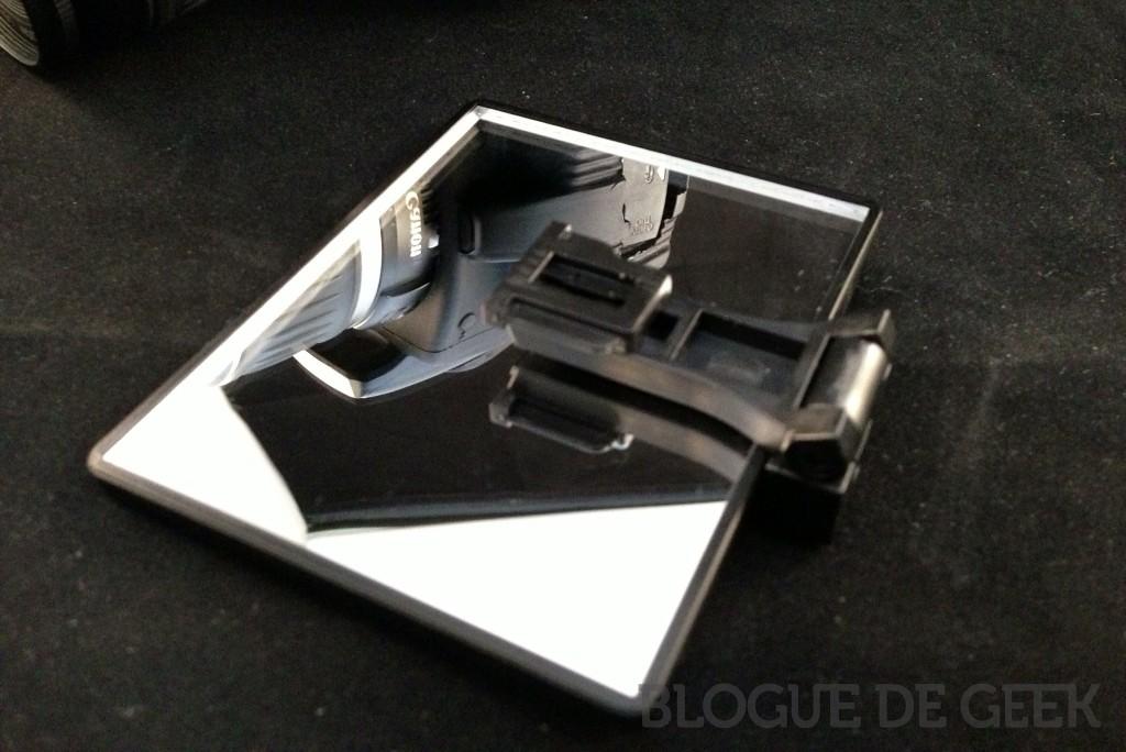 IMG 0792 1024x684 - Test du LightScoop Deluxe, réflecteur pour dSLR