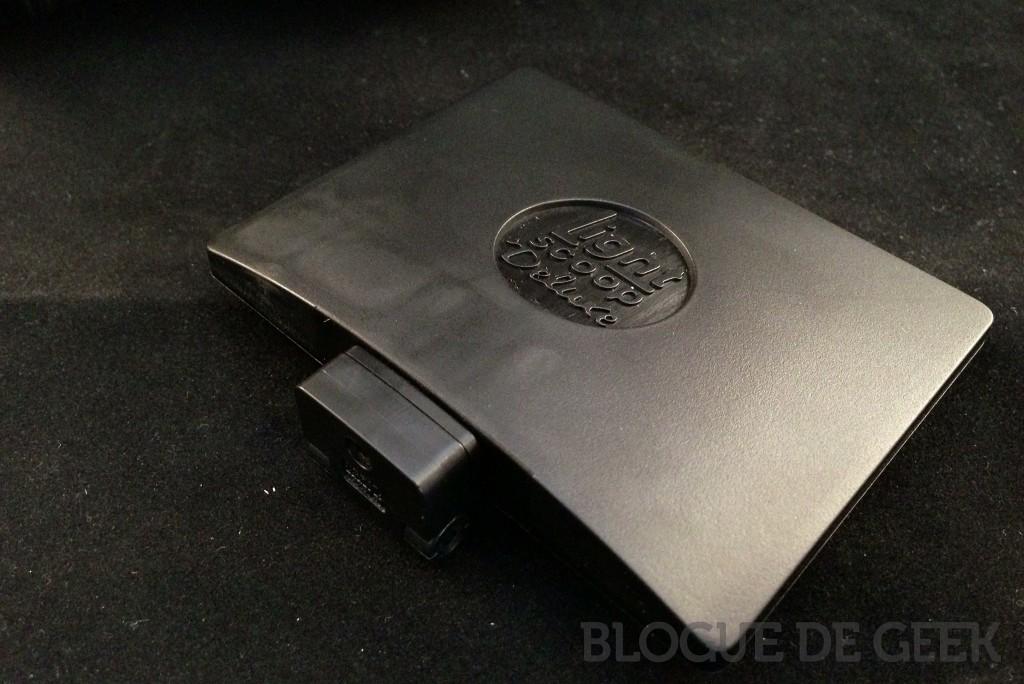 IMG 0793 1024x684 - Test du LightScoop Deluxe, réflecteur pour dSLR