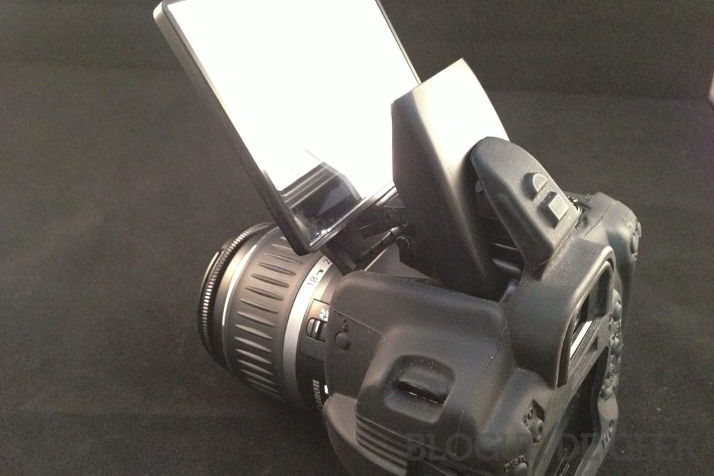 IMG 0797 1024x684 - Test du LightScoop Deluxe, réflecteur pour dSLR