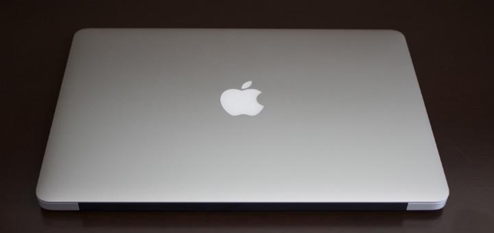 Test du MacBook Air (2013)