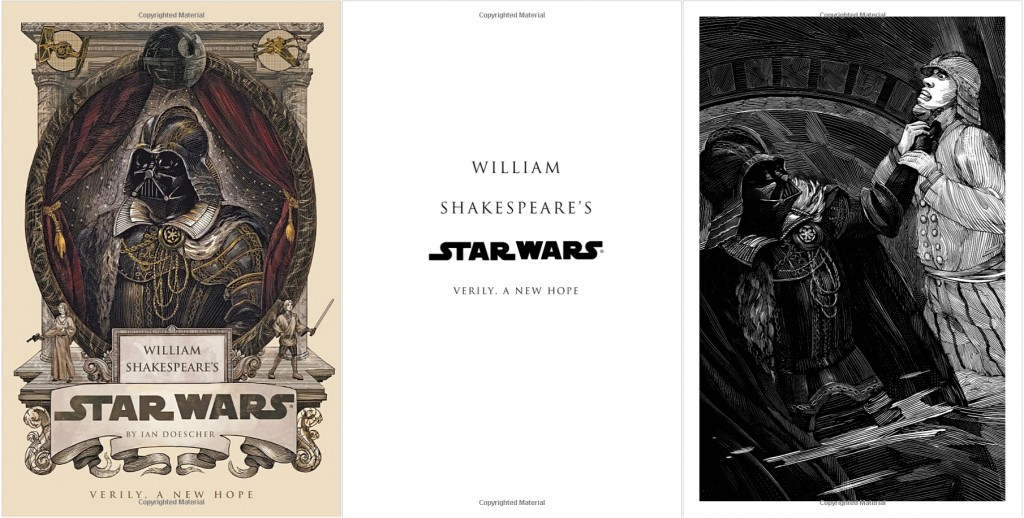 Star Wars Shakespeare