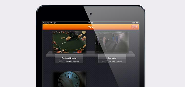 vlc ipad - VLC fait un grand retour sur l'App Store