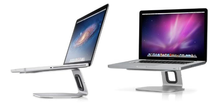 zero stand - Test du support Loft de Belkin pour MacBook