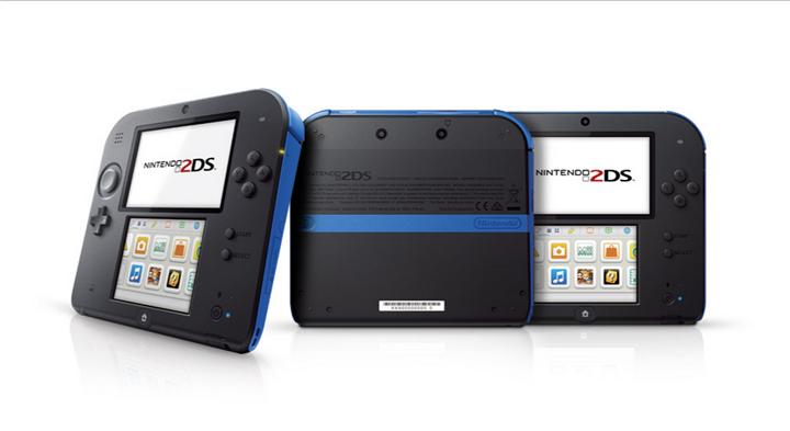 Nintendo 2ds - Nouvelles consoles de Nintendo: une Wii U Zelda Wind Waker et la 2DS!