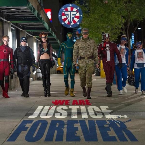 justice 600x600 - Kick-Ass 2 : Les Super-héros sont de retour !