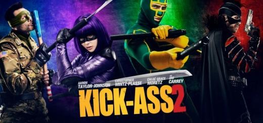 kickass2 520x245 - Kick-Ass 2 : Les Super-héros sont de retour !