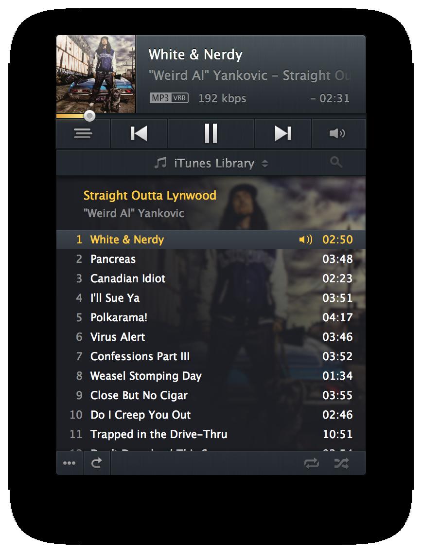 Capture d'écran 2013 09 07 à 11.33.49 - Critique de Vox, une vraie alternative à iTunes!