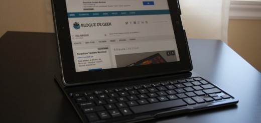 Clavier Ultimate pour iPad de Belkin