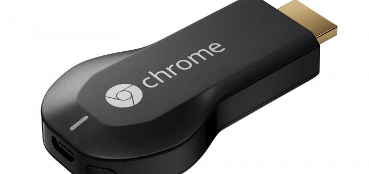 Test du Chromecast de Google