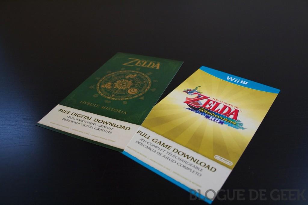 IMG 8849 imp 1024x682 - Aperçu de la Wii U Édition spéciale Zelda Wind Waker HD