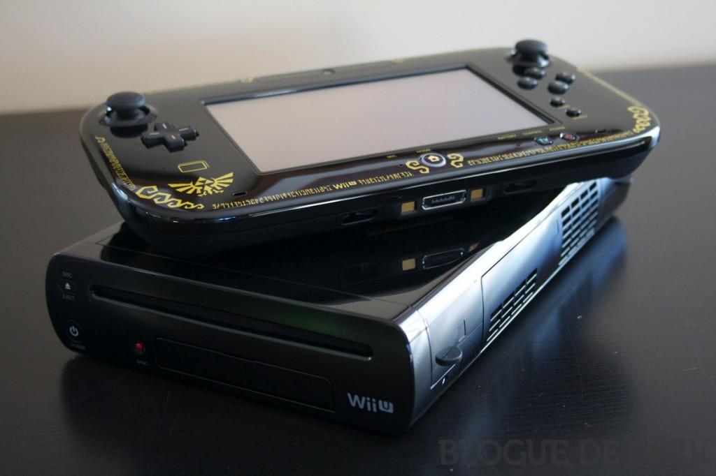 IMG 8850 imp 1024x682 - Aperçu de la Wii U Édition spéciale Zelda Wind Waker HD