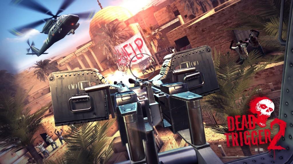 dead trigger 2 screenshot 2 1024x573 - Dead Trigger 2 est disponibe sur iOS et Android!