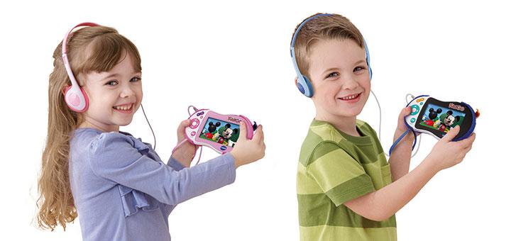 kidigo - VTech lance le KidiGo, un lecteur multimédia pour les petits!