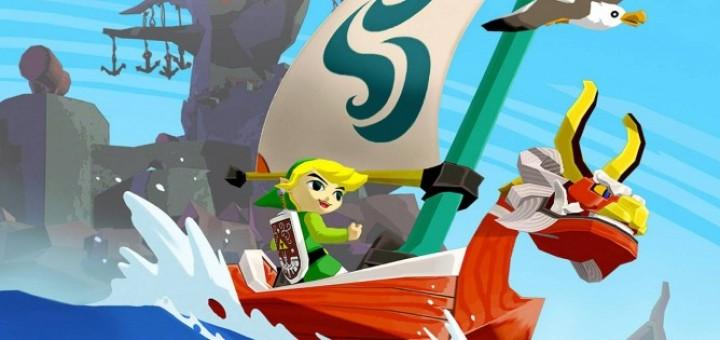 Critique de Legend of Zelda: Wind Waker HD (Wii U)