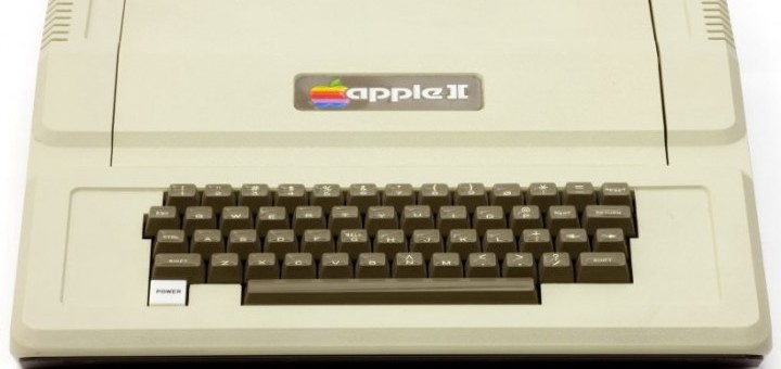 Le code source de l'Apple ][ offert au musée