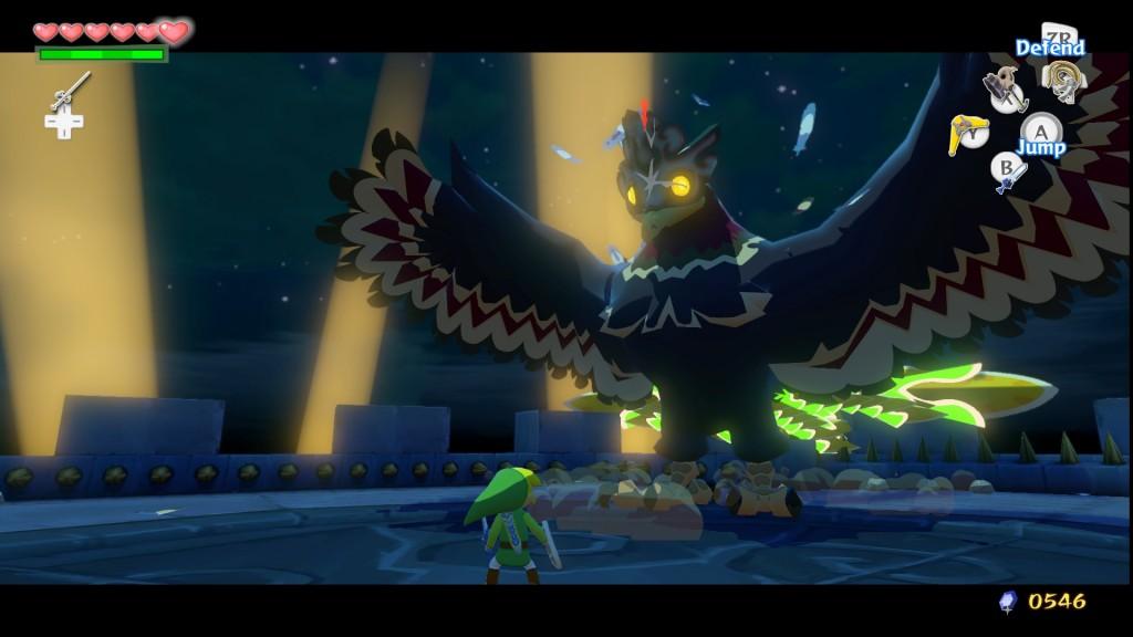 the legend of zelda the wind waker hd 4 1024x576 - Critique de Legend of Zelda: Wind Waker HD (Wii U)