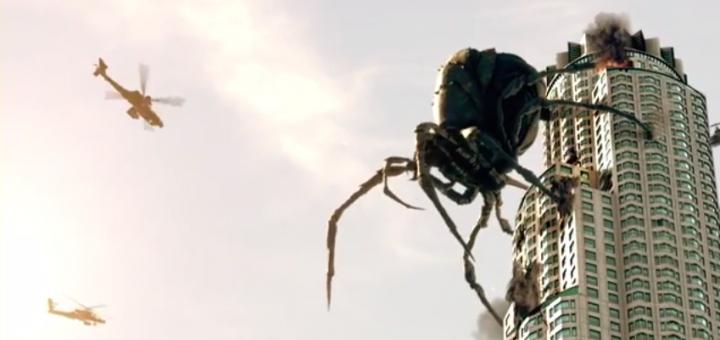 header image 1387480003 - Big Ass Spider, oui c'est un film.