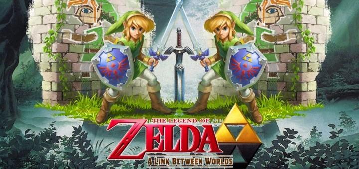 Legend of Zelda: Link Between Worlds [Critique]