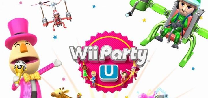 Critique de Wii Party U (Wii U)