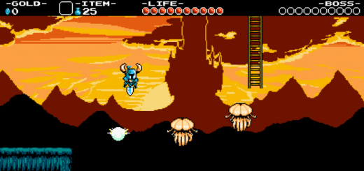 header image 1390579702 520x245 - Shovel Knight, le retour du 8-bit!
