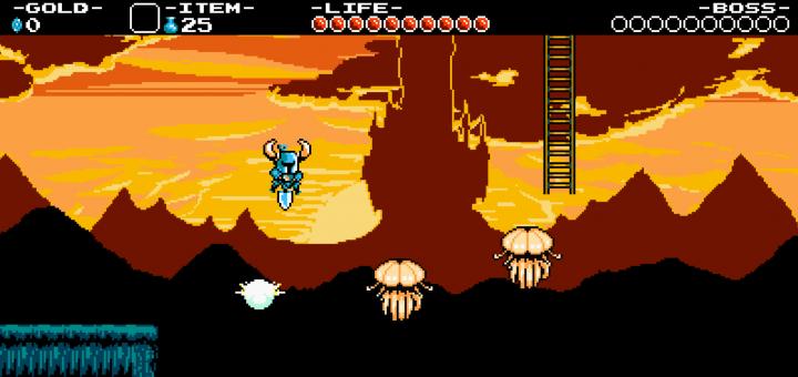 header image 1390579702 - Shovel Knight, le retour du 8-bit!