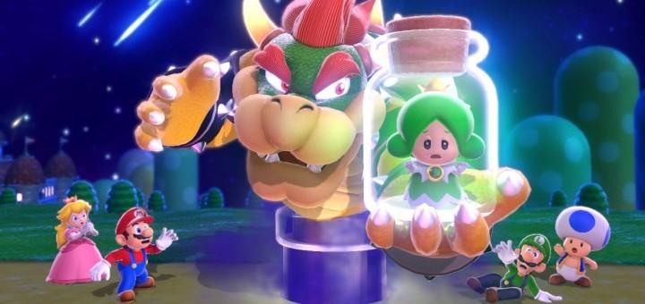Critique de Super Mario 3D World (Wii U)