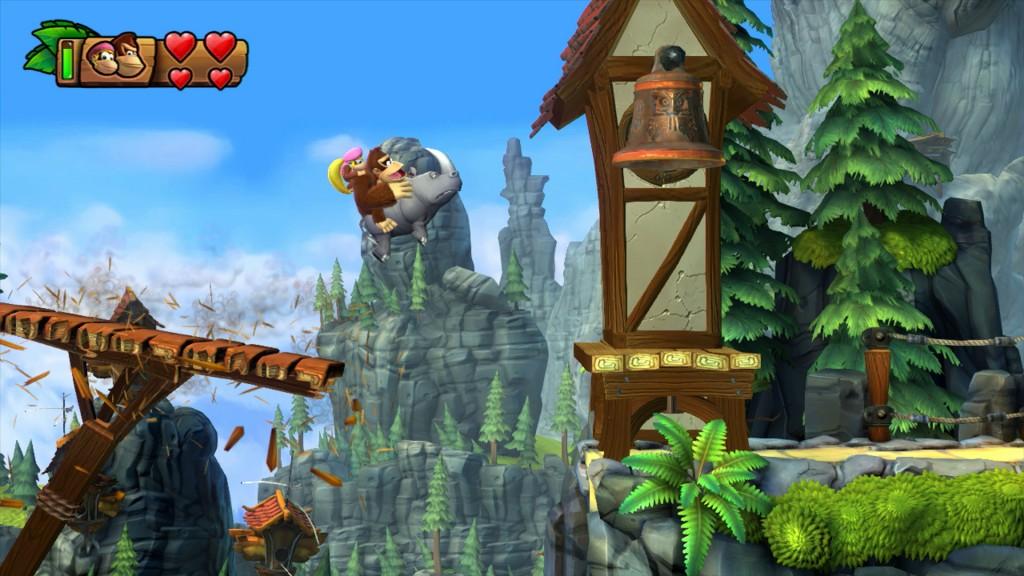 WiiU DKCTF Jan 15 1024x576 - Donkey Kong Country: Tropical Freeze (Wii U) [Critique]