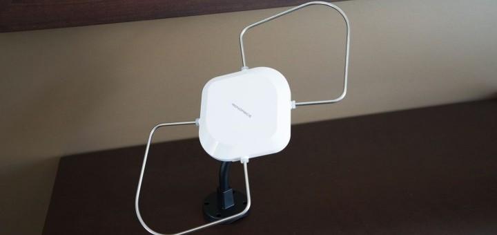 Antenne fm int rieure antenne fm omnidirectionnelle en s - Antenne tele interieur ...