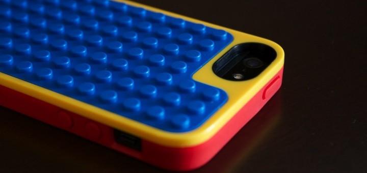 Test de l'étui LEGO de Belkin pour iPhone 5s