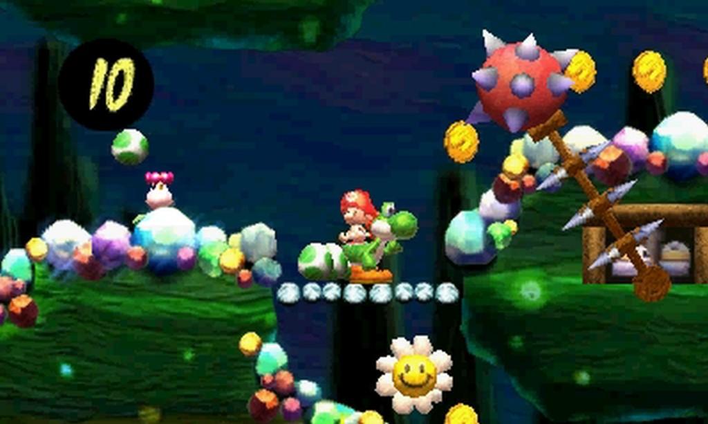 2609126 3378058944 3DS Y 1024x613 - Critique de Yoshi's New Island [3DS]