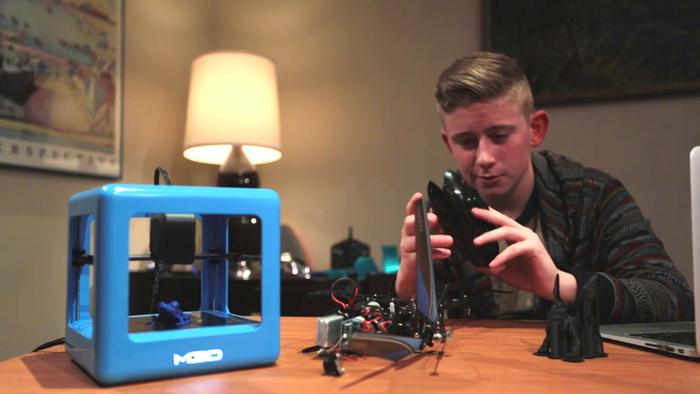 Imprimante 3D Micro