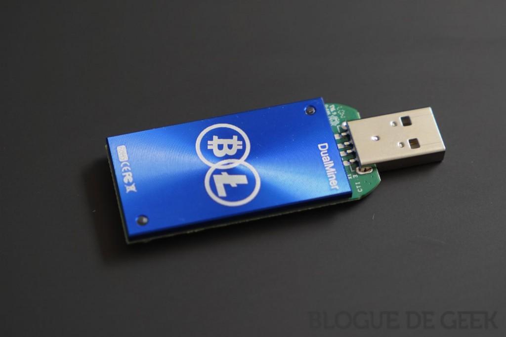 DSC02404 2 imp 1024x682 - Test du DualMiner USB 2, une version Scrypt uniquement